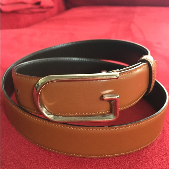 45aac3d7548 Gucci Other - Authentic Vintage Gucci G Buckle Belt